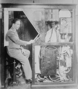 Anatol Josepho jeho přístroj