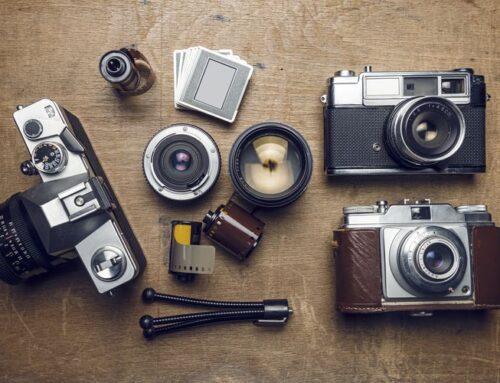 Historie tištěné fotografie