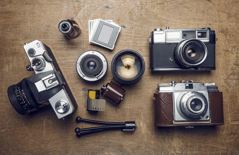 historie fotografie